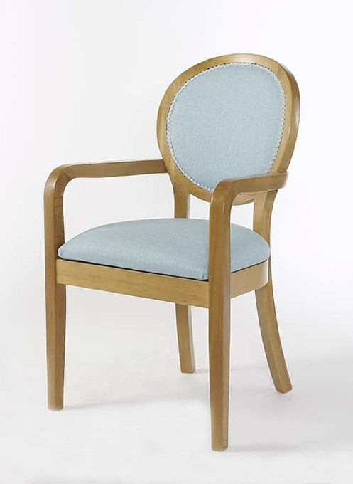 Limoges Carver Chair with Braiding